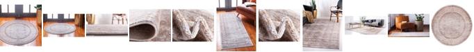 Bridgeport Home Anika Ani2 Light Brown Area Rug Collection