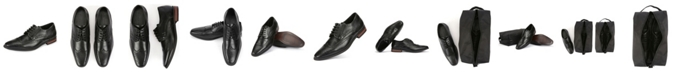 Mio Marino Men's Formal Oxford Wingtip Dress Shoes