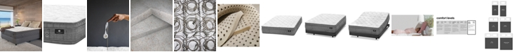 "Hotel Collection by Aireloom Handmade 14.5"" Luxury Plush Euro Top Mattress Collection, Created for Macy's"