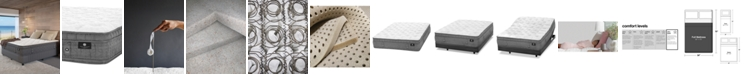 "Hotel Collection by Aireloom Handmade 14.5"" Luxury Plush Euro Top Mattress- Full, Created for Macy's"