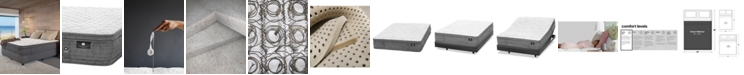 "Hotel Collection by Aireloom Handmade 13"" Extra Firm Euro Top Mattress- Queen, Created for Macy's"