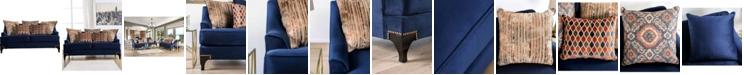 Furniture of America Suriya Upholstered Love Seat