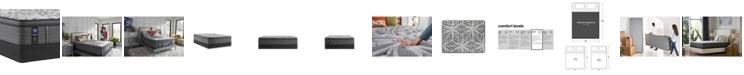 "Sealy Premium Posturepedic Satisfied II 14"" Plush Pillow Top Mattress Set- California King"