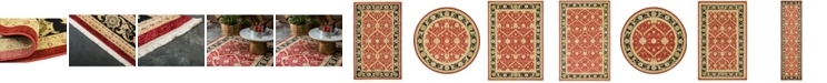 Bridgeport Home Orwyn Orw4 Red Area Rug Collection