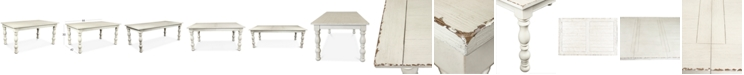 Furniture Aberdeen Expandable Dining Table