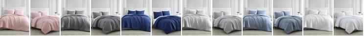 Olivia Gray Greenport Crinkle Comforter Set in 3-Piece, King