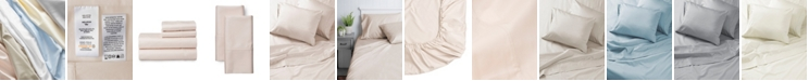 Welhome The Premium Cotton Sateen King Sheet Set