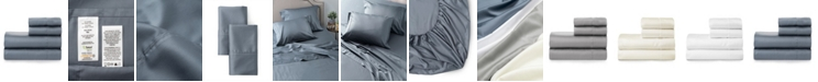 Welhome The Smooth Cotton Tencel Sateen Full Sheet Set