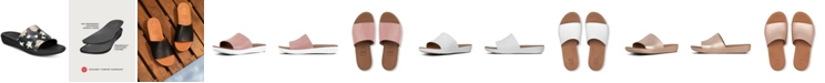 FitFlop Women's Sola Slides - Leather Sandal