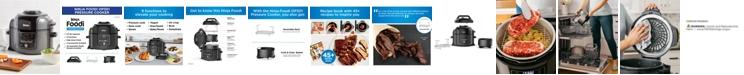 Ninja Foodi™ 9-in-1 6.5QT Pressure Cooker & Air Fryer with High Gloss Finish OP301