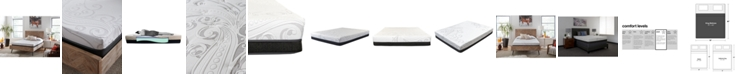 "King Koil iMattress Maison Deluxe 10"" Plush Mattress- King, Mattress in a Box"