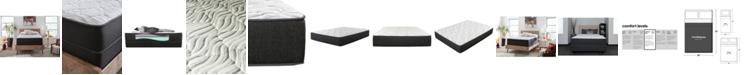 """King Koil iMattress Lexie 12"""" Conforming Foam Mattress- Full, Mattress in a Box"""