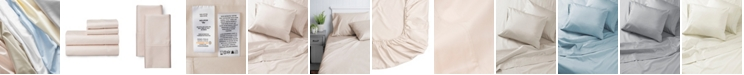 Welhome The Premium Cotton Sateen Queen Sheet Set