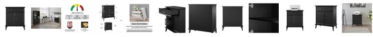 Ameriwood Home Glenview Storage Cabinet