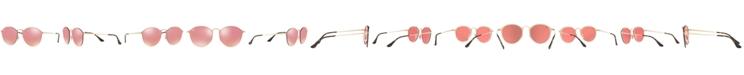 Ray-Ban Sunglasses, RB3574N BLAZE ROUND