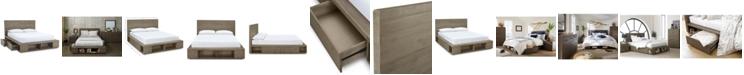 Furniture Brandon Storage Full Platform Bed, Created for Macy's