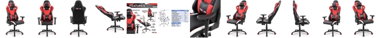 RTA Products Techni Sport TS-80 Gaming Chair
