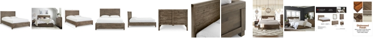 Furniture Canyon King Platform Bed, Created for Macy's