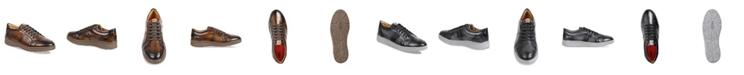 Sandro Moscoloni Men's Moc Front Sneaker