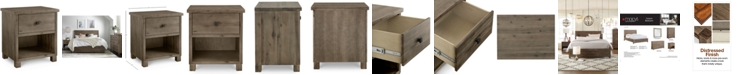 Furniture Canyon Nightstand, Created for Macy's