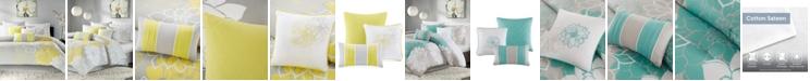 Madison Park Lola 7-Pc. Queen Comforter Set