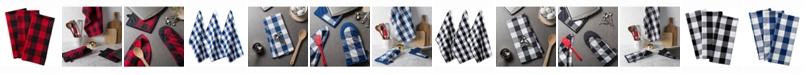 Design Imports Buffalo Check Dishtowel, Set of 3