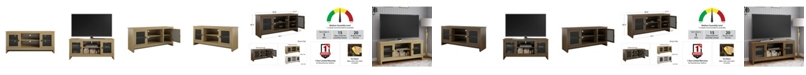 A Design Studio Selwyn TV Stand for TVs up to 65""