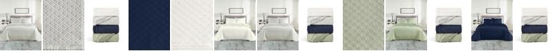 Nouvelle Home Woven Jacquard Bedspread Set Twin