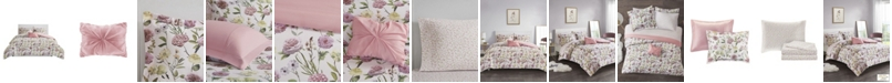 Intelligent Design Ashley Full 8-Pc. Comforter and Sheet Set