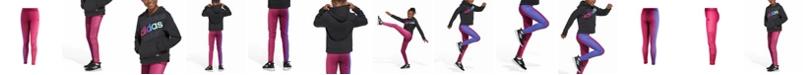 adidas Big Girls Aero Ready Graphic Tights