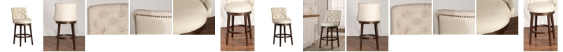 Hillsdale Halbrooke Swivel Counter Stool