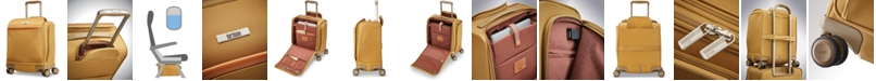 Hartmann Metropolitan 2 Underseat Carry-On Spinner Suitcase