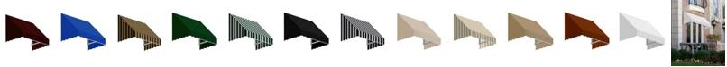 "Awntech 5' San Francisco Window/Entry Awning, 24"" H x 36"" D"