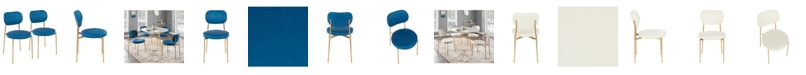 Lumisource Chloe Dining Chair, Set of 2
