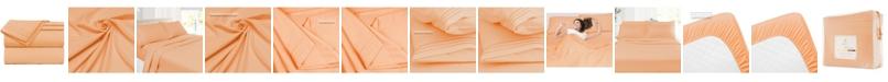CLARA CLARK Premier 1800 Series 4 Piece Deep Pocket Bed Sheet Set, RV - Queen