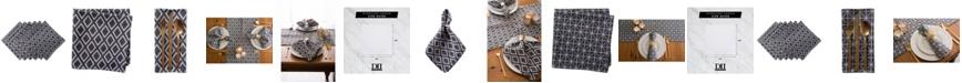 Design Imports Herringbone Napkin Set of 6