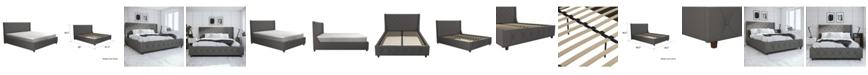 CosmoLiving by Cosmopolitan Mercer Upholstered King Bed
