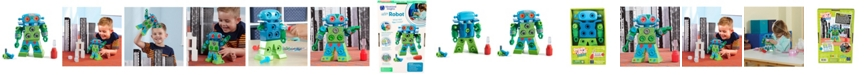 Educational Insights Design Drill Robot
