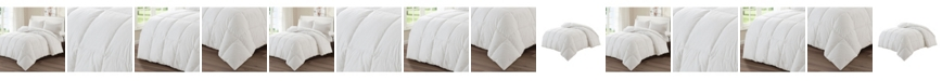 Ac Pacific Luxury Goose Down Medium Warmth Comforter Collection