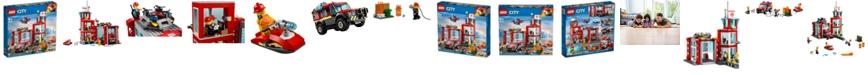 LEGO® Fire Station 60215