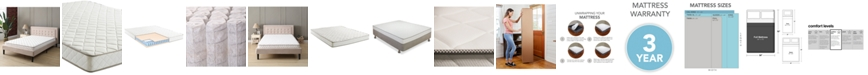 "Sleep Trends Ana 7"" Cushion Firm Tight Top Mattress- Full"