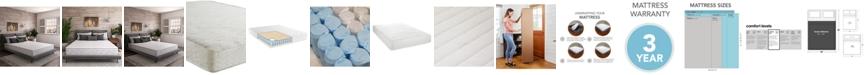 "Sleep Trends Ana 8"" Cushion Firm Tight Top Mattress- Queen, Mattress in a Box"