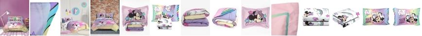 Disney Minnie Bowtique 'Unicorn Dreams' 6pc Twin Comforter Set