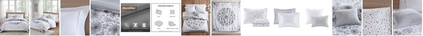 Intelligent Design CLOSEOUT! Emma Queen 8-Pc. Comforter and Sheet Set