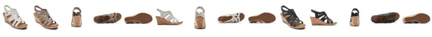 Rockport Women's Briah Braid Strap Sandal