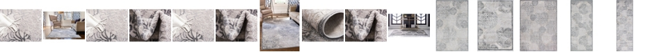 Bridgeport Home Aitana Ait3 Gray Area Rug Collection
