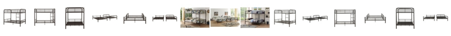Acme Furniture Bristol Full Over Full Bunk Bed