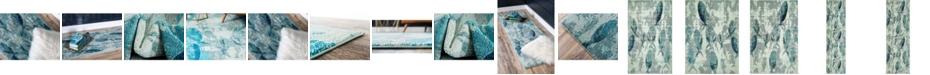 Bridgeport Home Ikbal Ikb6 Light Blue Area Rug Collection