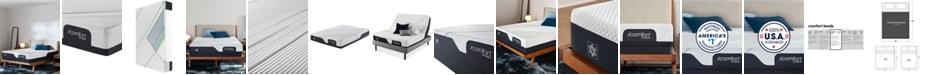 Serta iComfort by CF 1000 10'' Medium Firm Mattress- California King