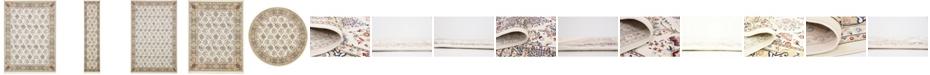 Bridgeport Home Zara Zar6 Ivory Area Rug Collection